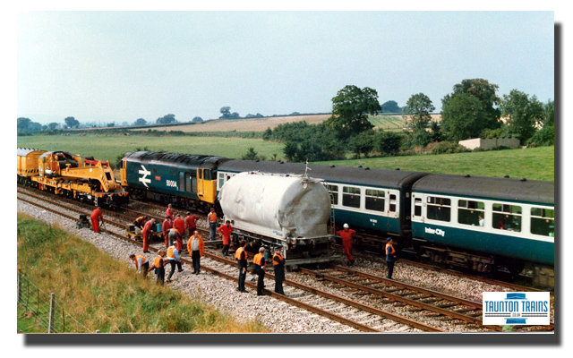 TAUNTONTRAINS CO UK - ACCIDENTS